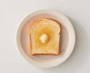 3.バターと一緒に