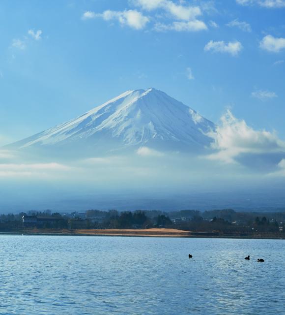 富士山のイメージ写真